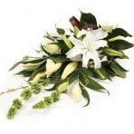 Sympathy Sheaf flower bouquet