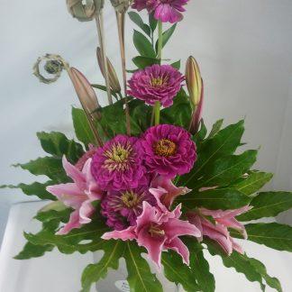Bowl Flower Arrangements